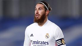 Sergio Ramos 1 ay yok