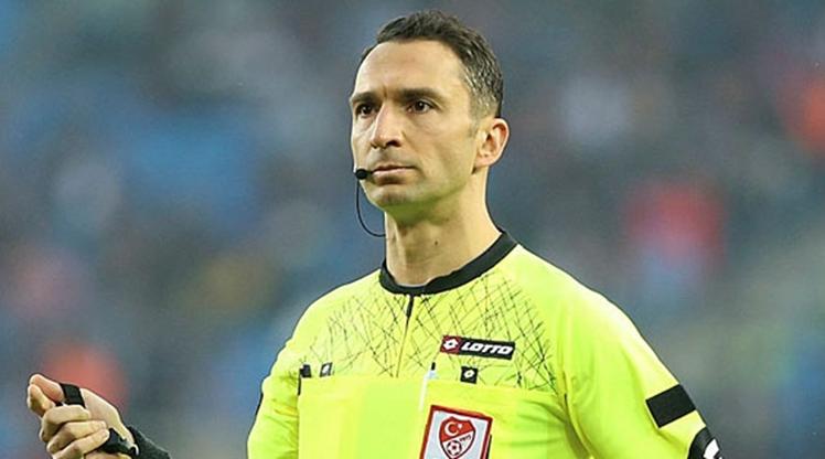 A. Hatayspor - Galatasaray maçının hakemi değişti