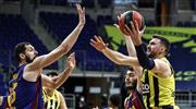 Fenerbahçe Beko 73-82 Barcelona