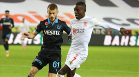 Trabzonspor, DG Sivasspor'a konuk olacak