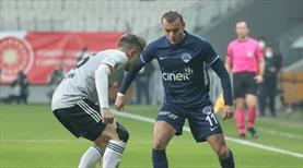 Beşiktaş ile Kasımpaşa, 36. randevuda