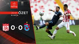 ÖZET | DG Sivasspor 0-0 Trabzonspor
