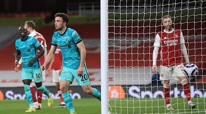 Liverpool, Arsenal'i üçledi