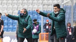 M. Başakşehir - Y. Malatyaspor maçının ardından