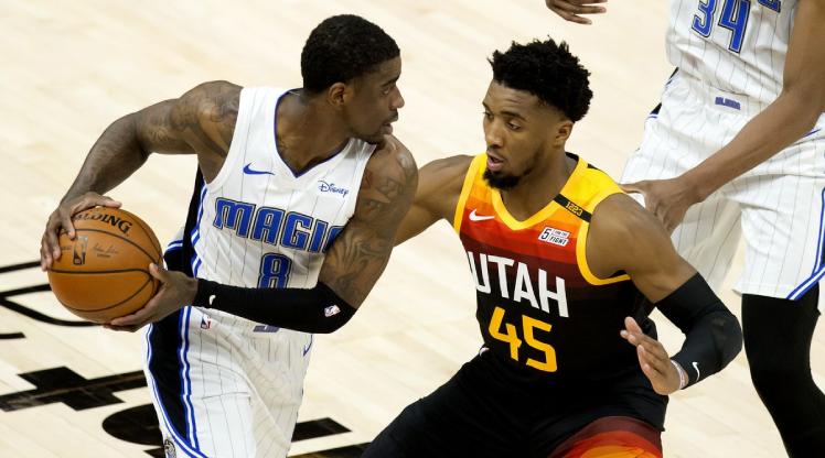 Utah Jazz'dan Orlando Magic'e 46 sayı fark