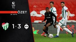 ÖZET | Bursaspor 1-3 Altay