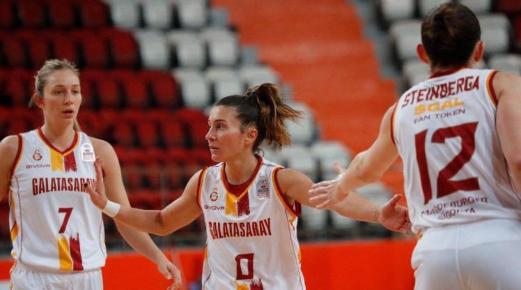 Galatasaray Kadın Basketbol Takımı'nda 4 vaka daha