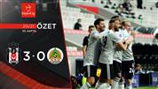 ÖZET   Beşiktaş 3-0 A. Alanyaspor