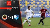 ÖZET | Gençlerbirliği 1-1 BB Erzurumspor