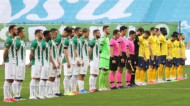 İH Konyaspor - MKE Ankaragücü maçının ardından