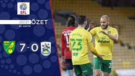 ÖZET   Norwich City 7-0 Huddersfield