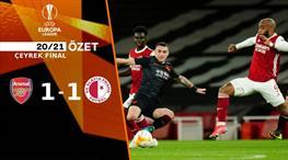ÖZET | Arsenal 1-1 Slavia Prag