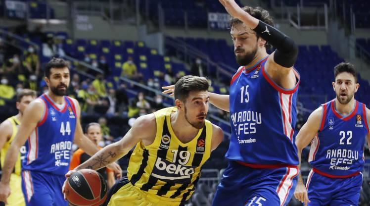 Play-off'ta Türk derbisi ihtimali
