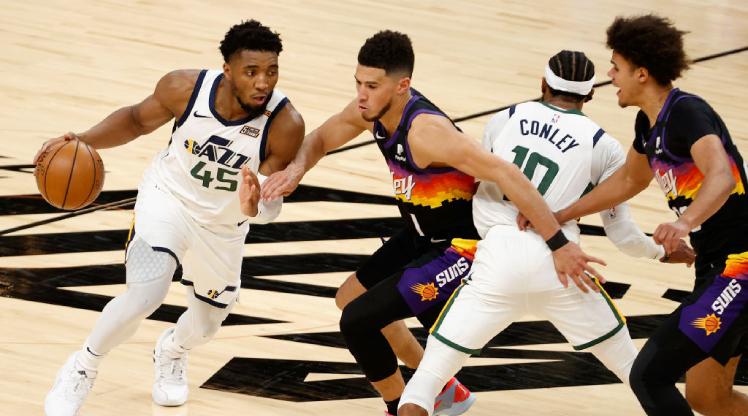 Suns, Jazz'ı uzatmalarda devirdi