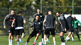 DG Sivasspor'da İH Konyaspor mesaisi