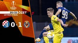 ÖZET | Dinamo Zagreb 0-1 Villarreal