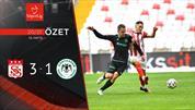 ÖZET | DG Sivasspor 3-1 İH Konyaspor