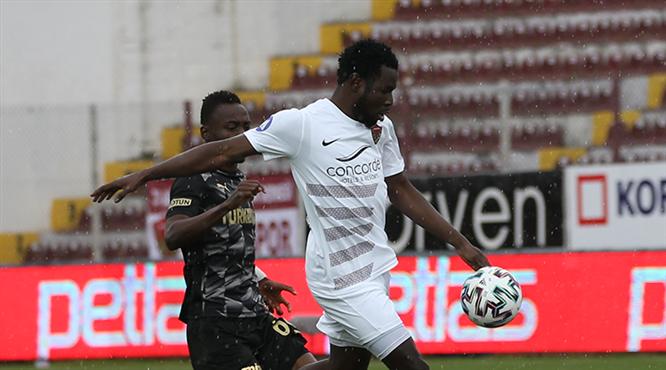 İZLE | Maçta son sözü Diouf söyledi