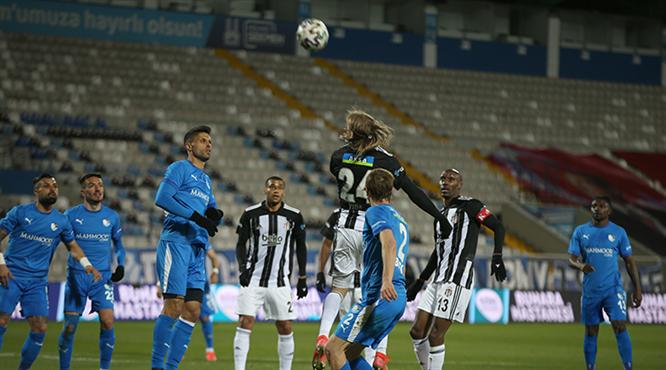 BB Erzurumspor - Beşiktaş maçının ardından