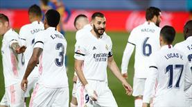 El Clasico'yu kazanan Real maç fazlasıyla lider