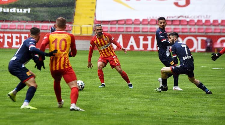 HK Kayserispor - FTA Antalyaspor maçının ardından