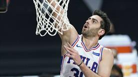 NBA'de gecenin yıldızı Furkan Korkmaz