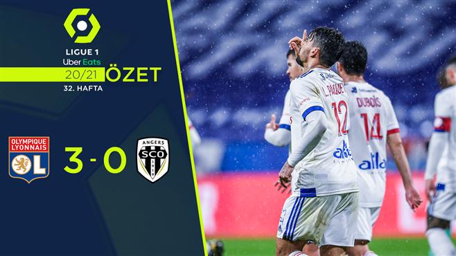 ÖZET   Lyon 3-0 Angers