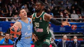 EuroLeague'de çeyrek finale yükselen son takım Zenit