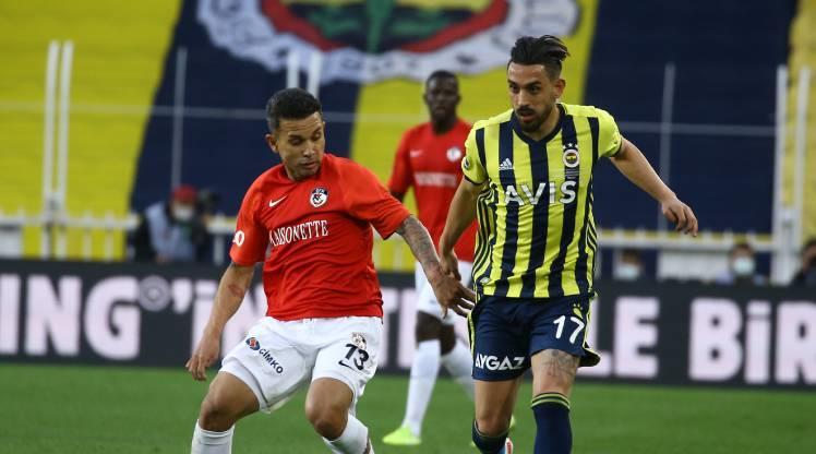 Fenerbahçe 3-1 Gaziantep FK