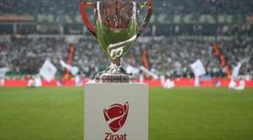 Ziraat Türkiye Kupası finali 18 Mayıs'ta