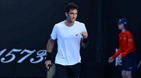 Cem İlkel, Challenger Tour Split 2'de çeyrek finalde