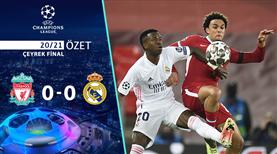 ÖZET | Liverpool 0-0 Real Madrid
