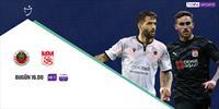 CANLI | Gençlerbirliği - DG Sivasspor