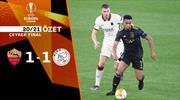 ÖZET | Roma 1-1 Ajax