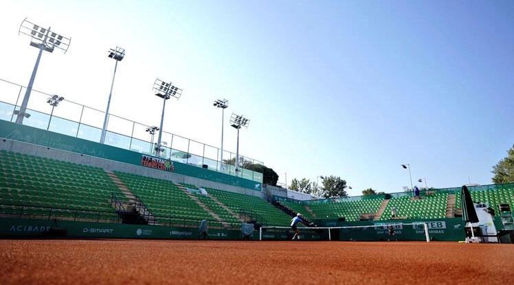 TEB BNP Paribas Tennis Championship İstanbul Turnuvası başladı