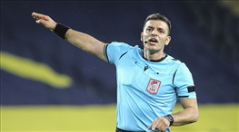 Başakşehir - Fenerbahçe maçının VAR hakemi Ümit Öztürk