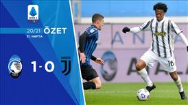ÖZET | Atalanta 1-0 Juventus