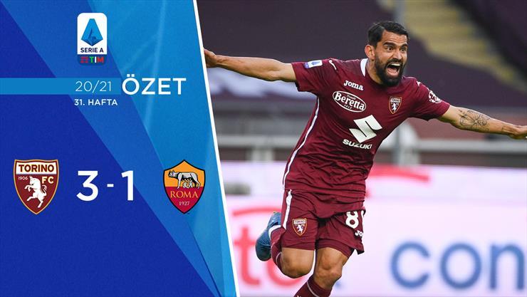 ÖZET | Torino 3-1 Roma