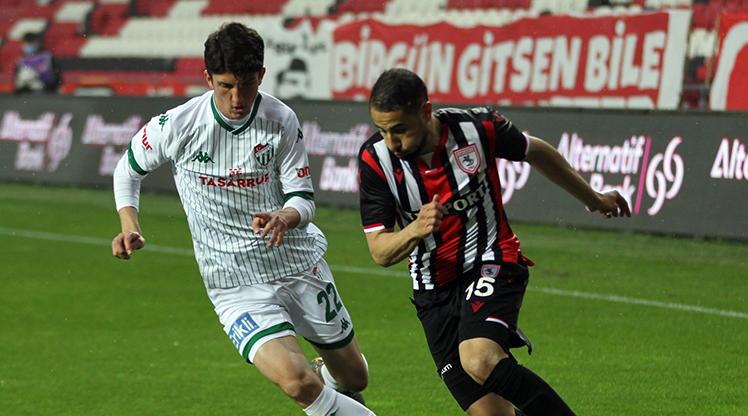 Y. Samsunspor - Bursaspor maçının ardından