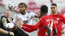 İşte DG Sivasspor - Beşiktaş maçının notları