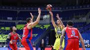 Fenerbahçe Beko play-off'ları Rusya'da açıyor