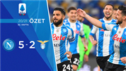 ÖZET   Napoli 5-2 Lazio