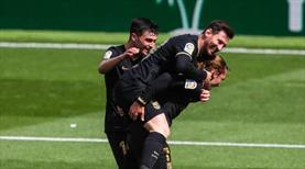 Barcelona, Villarreal'i deplasmanda geçti