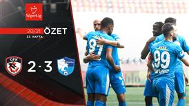 ÖZET   Gaziantep FK 2-3 BB Erzurumspor