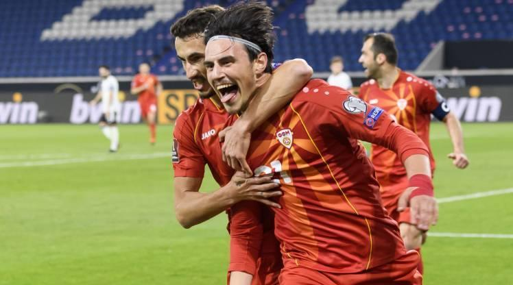Makedonya mağlubiyeti Alman basınında