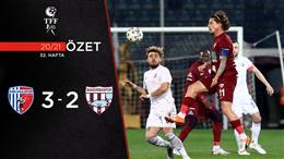 ÖZET | Ankaraspor 3-2 RH Bandırmaspor
