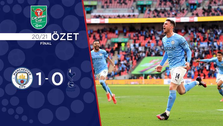 ÖZET | Manchester City 1-0 Tottenham