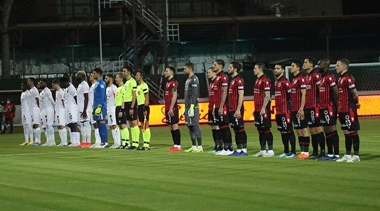 A. Hatayspor - Gençlerbirliği maçının ardından