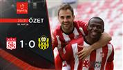 ÖZET | DG Sivasspor 1-0 H. Yeni Malatyaspor