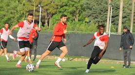 Hatayspor, Beşiktaş maçının hazırlıklarına başladı